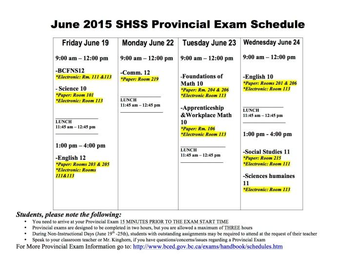 June2015ExamSchedule