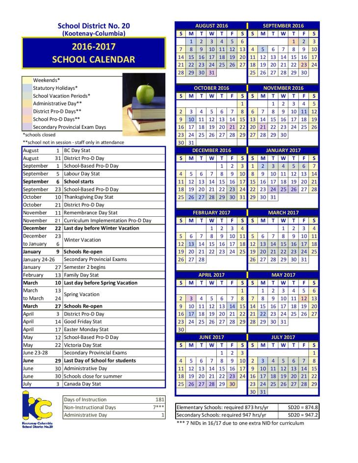 2016-17 School Calendar - Approved (1)-page-001