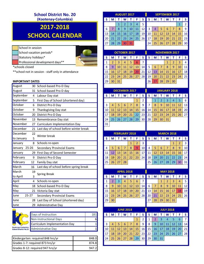 2017-18 School Calendar - approved - version 2-page-001